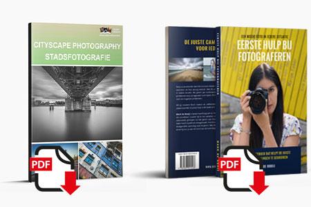 eBook Stadsfotografie (Cityscape fotografie) in combinatie met Eerste Hulp Bij Fotograferen