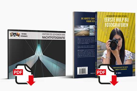 eBook Nachtfotografie in combinatie met Eerste Hulp Bij Fotograferen