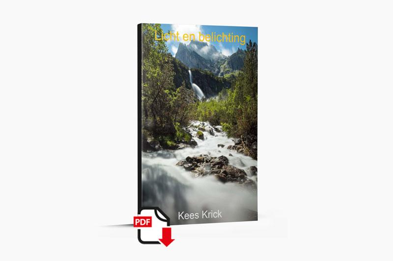 PDF book Licht en Belichting - Auteur Kees Krick