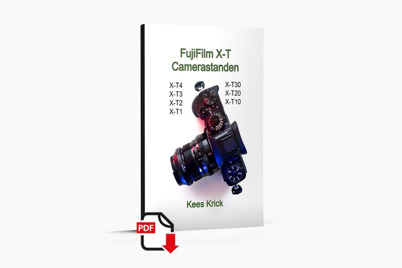 eBook Fujifilm X-T Serie