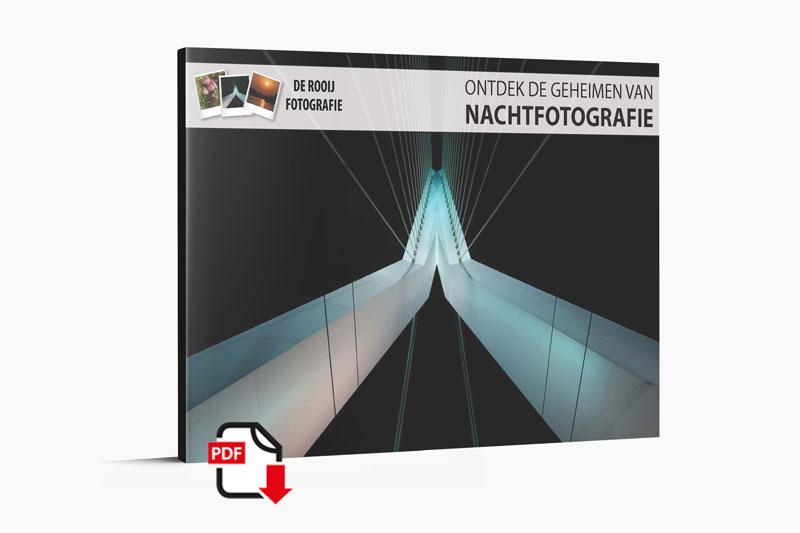 e-book Nachtfotografie - Leer zelf de beste nachtfoto's maken