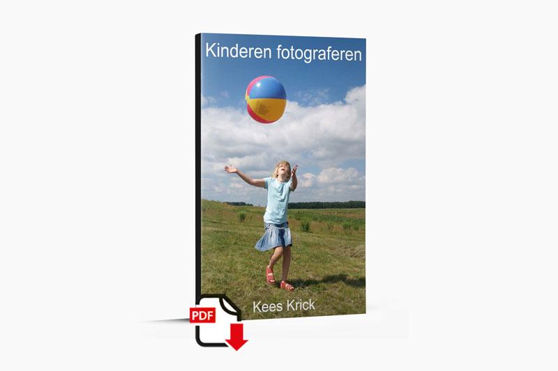 Kinderen Fotograferen - Auteur Kees Krick