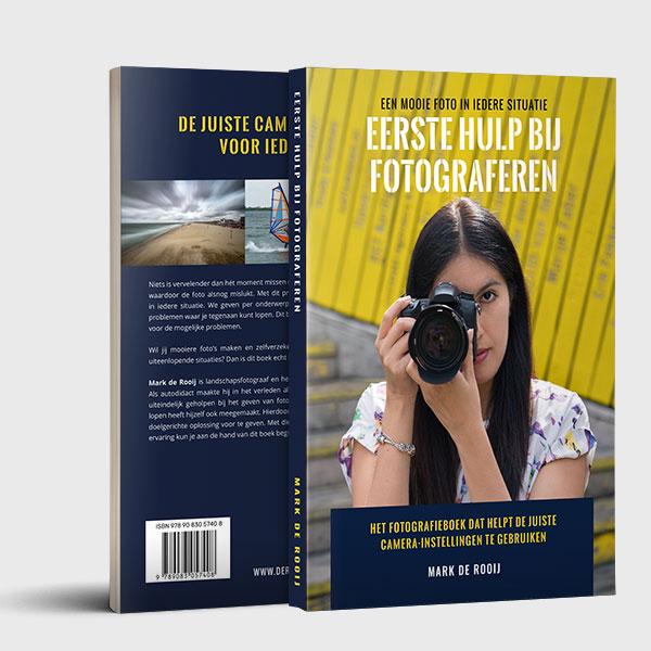 Fotografieboek - Eerste Hulp Bij Fotograferen