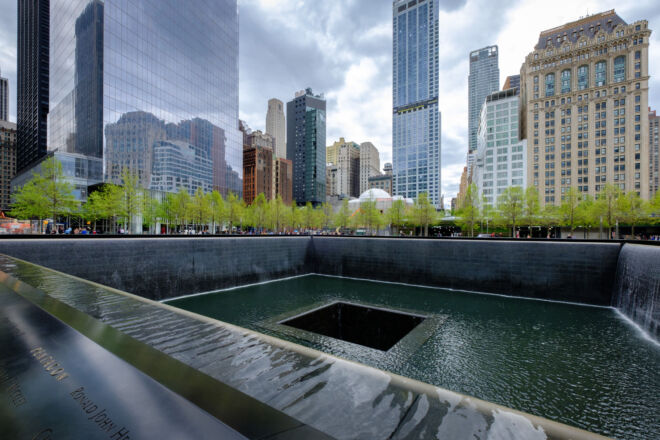 Foto 9/11 Memorial New York
