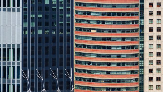 Architectuur Wilhelminaplein