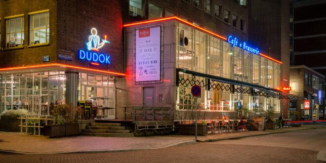 Brasserie Dudok in Rotterdam