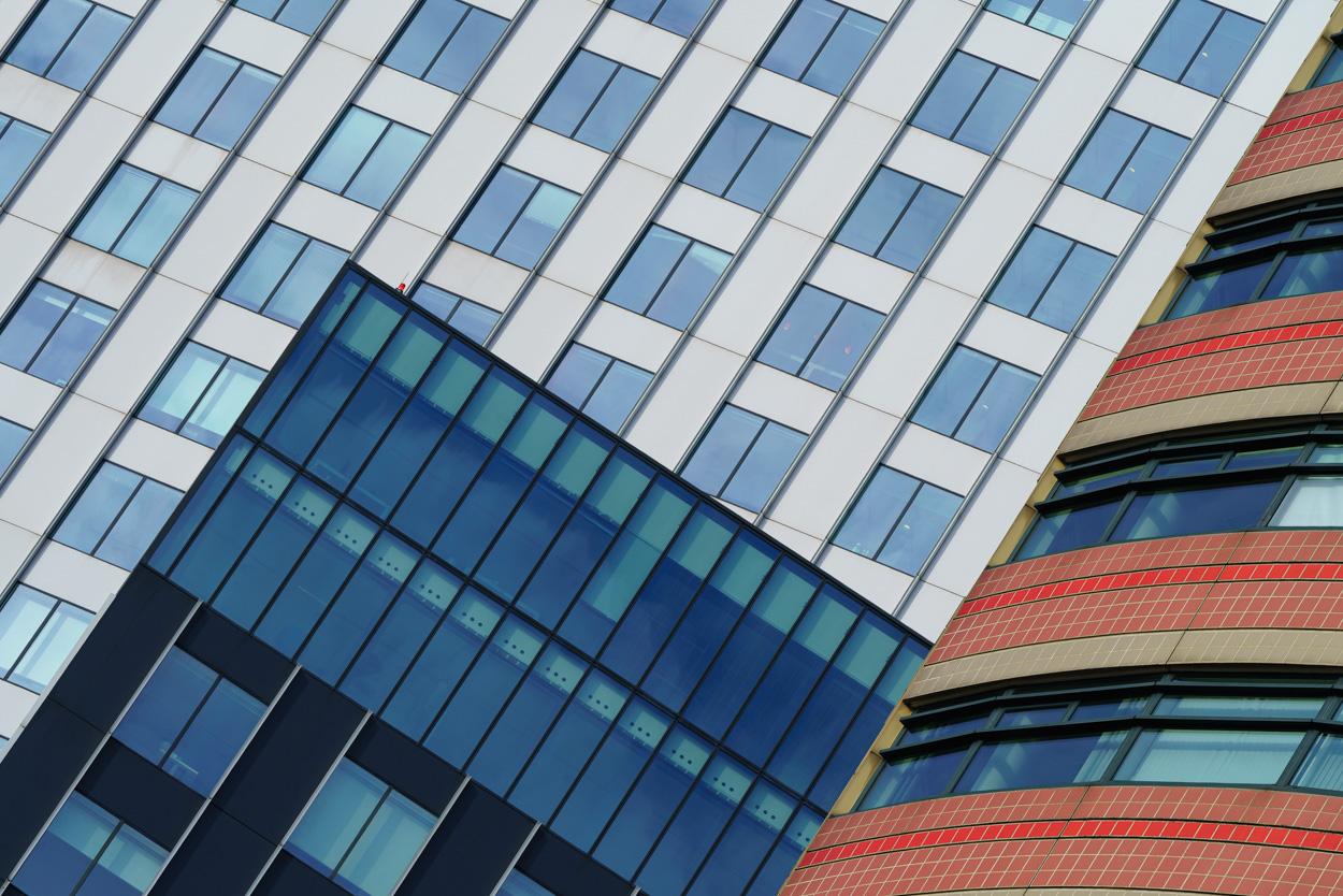 Beste architectuurfoto's van Rotterdam