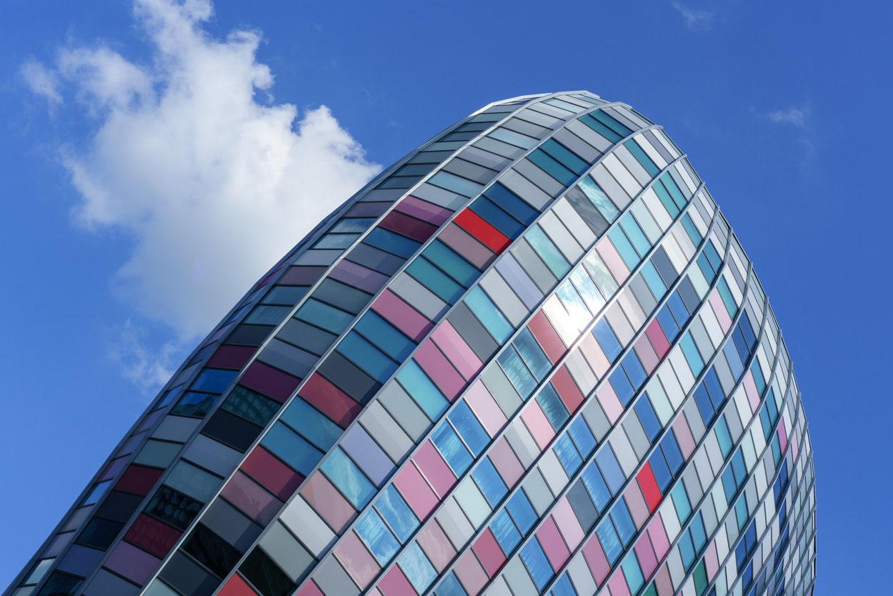 Beste architectuurfoto van Utrecht