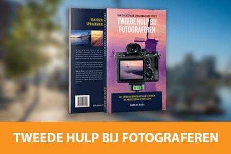 Fotografie cadeautip - Fotorafieboek Tweede Hulp Bij Fotograferen