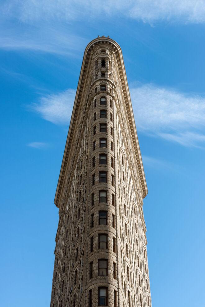 Flatiron in Manhattan New York