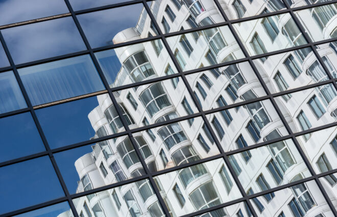 Architectuurfoto Rotterdam - Hofplein & Weenahuis