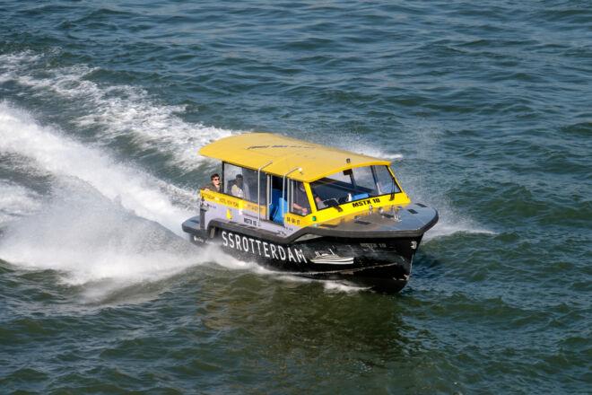 Watertaxi Rotterdam - SS Rotterdam