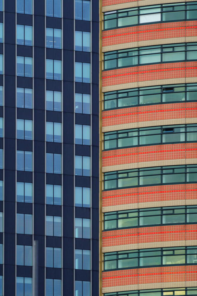 Mooiset architectuurfoto's van Rotterdam