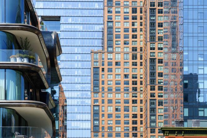 Mooiste architectuur Hudson Yard New York