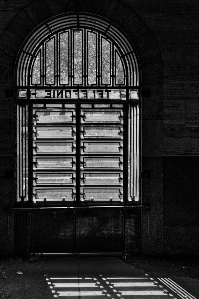 Mooiste foto oude Postkantoor in Rotterdam
