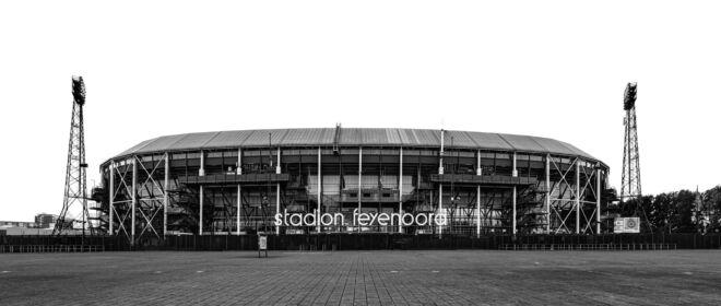 Mooiste foto Feyenoord stadion De Kuip