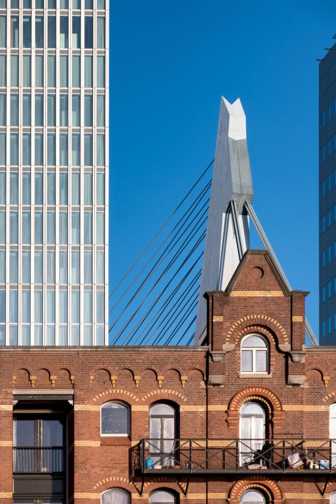 Mooiste architectuurfoto van Rotterdam