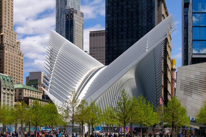 Oculus in Manhattan