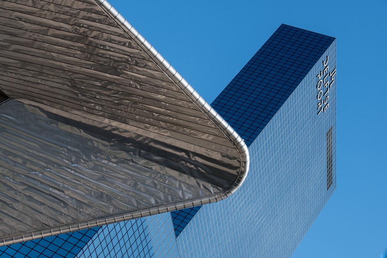 Tips voor architectuurfoto's