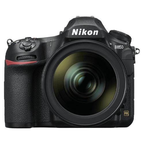 Best geteste spiegelreflexcamera 2021 - Nikon D850