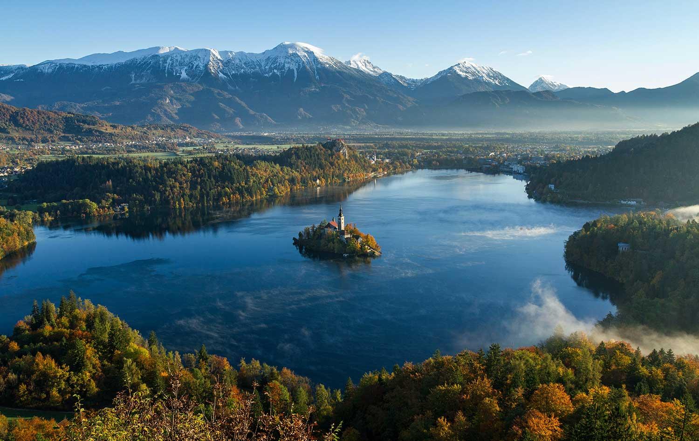 Fotografiereis naar Slovenië - Mooiste fotografielocatie Meer van Bled
