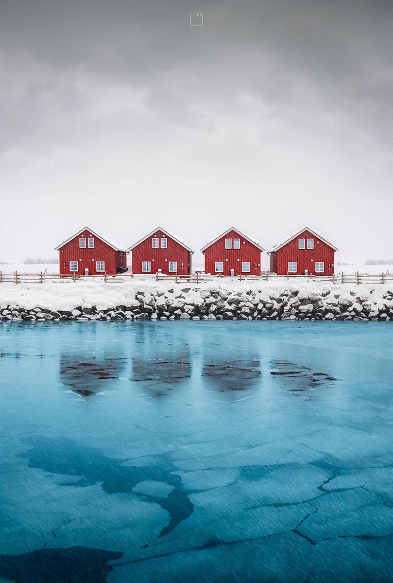 Fotoreis voor landschapsfotografie in Noorwegen