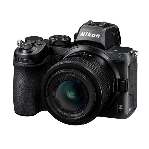 Beste systeemcamera Nikon