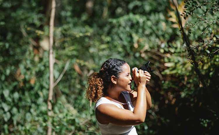 Stel vragen aan fotografie clubleden en docenten