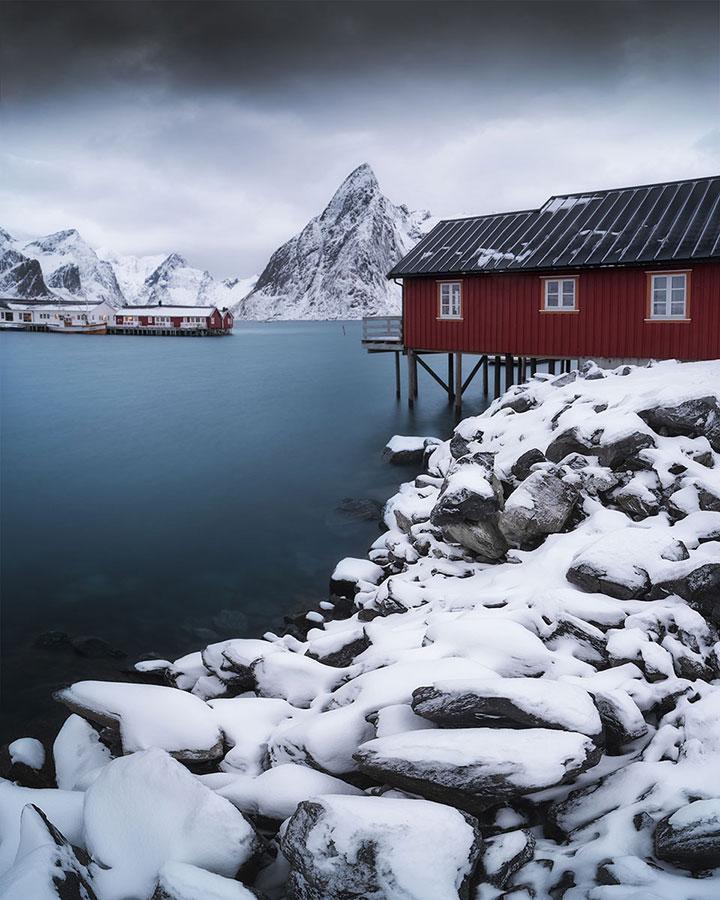 De mooiste fotografielocaties in Noorwegen