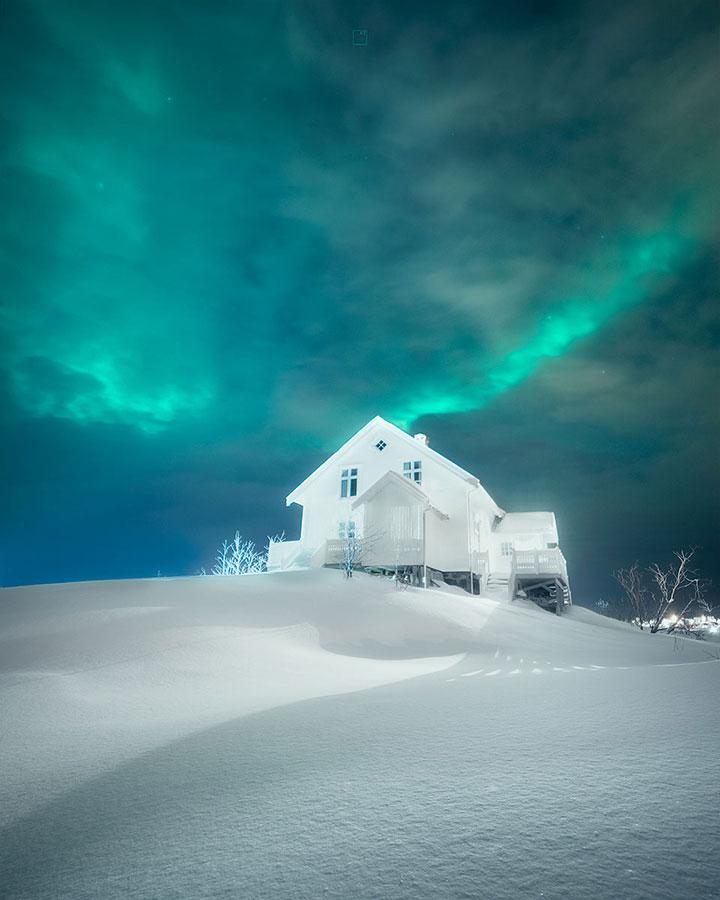 Fotoreis Noorderlicht fotograferen op de Lofoten