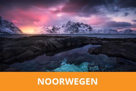Beste fotoreis Noorwegen (Lofoten)