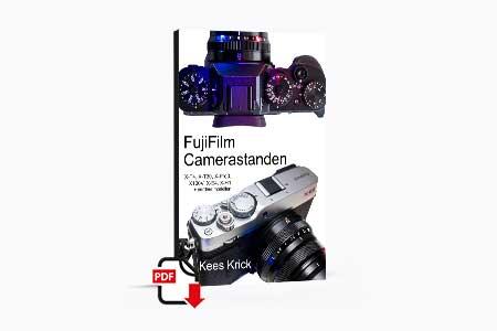 Fujifilm XT camera leren gebruiken tips