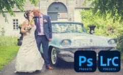 Photoshop Lightroom presets voor bruiloften