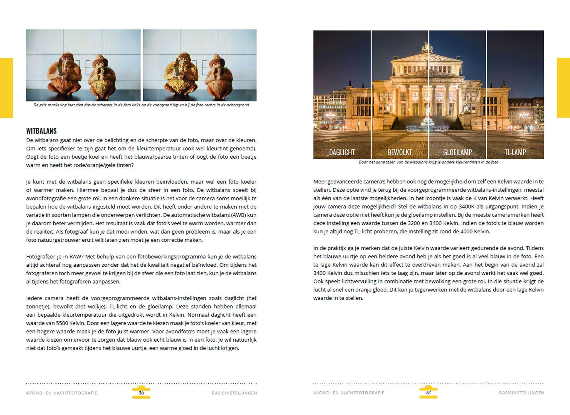 het avondfotografie handboek vol leerzame tips