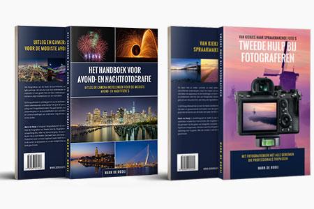 Avond- en nachtfotografie boek met tips voor gevorderden