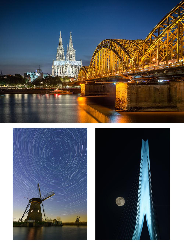 Boek over avondfotografie en nachtfotografie
