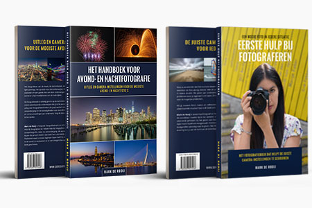 Handboek en Eerste hulp bij Fotograferen boek bestellen