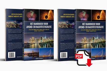 Voordelig ebook over avond- en nachtfotografie bestellen