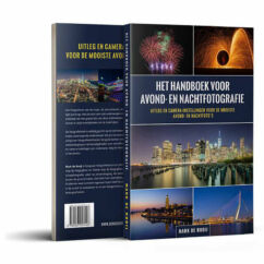 Beste handboek over avond- en nachtfotografie tips