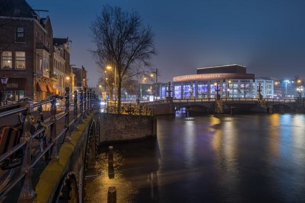 04. Nachtfoto Amsterdam Nationale Opera Ballet